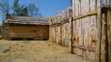 Inside Logan's Fort