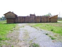 Logan's Fort Restoration